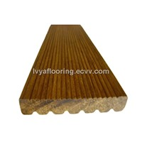 Carbonized Strand Woven Bamboo Outdoor Decking