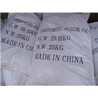 Carboxyl Methyl Cellulose (CMC), detergent grade