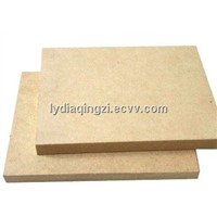 China plain MDF and Melamine MDF for furniture and decoration