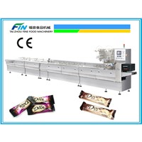 Chocolate Packing Machine For Chocolate, Wafer, Bread, Cake(FZL-600)