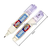 correction pen, correction liquid, correction fluid, metal tip, 5ml(civors-026)