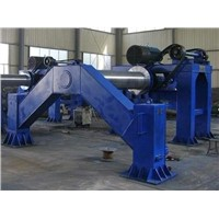 Concrete pipe making machine of RCC