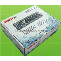 Corrugated Cardboard Box Packaging for car stereo DVD