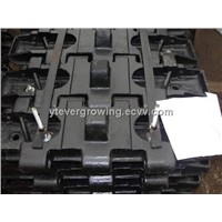 Crawler crane undercarriage parts track shoe for HItachi CX300