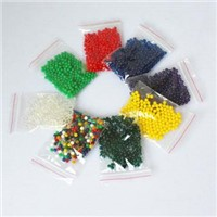 Crystal soil beads for plants, non-fade and non-toxic