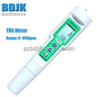 Digital Portable TDS Meter with temperature display