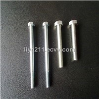 Din931 Class 4.8 Carbon Steel Hex Head Bolt