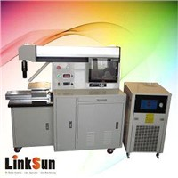Diod Laser solar cell laser cutting machine  Model:LKS-50D