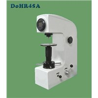 DoHR45A Manual Digital Superficial Rockwell Hardness Tester
