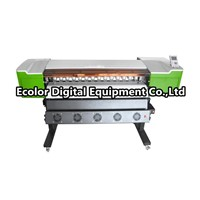 EC-6000 print&cut uv printing machine, 1.6m cutting plotter for vinyl sticker
