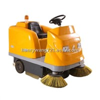 Electric Street Sweeper ARS-1350