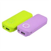 External backup battery power banks with 5600mAh
