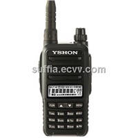 Factory brand new 199 channels with FM radio portable LS-R5 two way radio