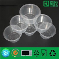 Food Storage Disposable Bowl 1500ml