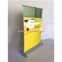 GT Alu alloy roll up display banner stand