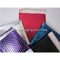 Glitter Colorful Metalized Foil Bubblepack