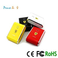 Good quality real power bank for huawei mobile phones CE/FCC/RoHs 10000mah PS198