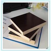 HOT GIGA 4*8 brown 18mm black/brown film faced plywood price