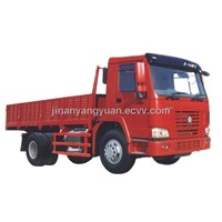 HOWO 4X2 LIGHT CARGO TRUCK, 130hp-190hp ZZ1167M4611