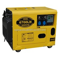 HP7500LN 5KW silent type Diesel generator with CE