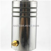 High quality oil groove shouldered guide pillars with steps