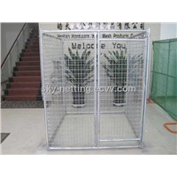 welded wire mesh hot dipped galvanzied dog run kennel panel