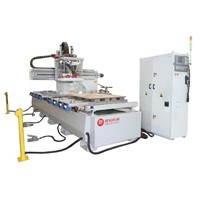 Heavy Duty Suction Table CNC Router Machine Center (CC-MS1335ADH)