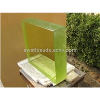 High Quality Zf3 Radiation Shielding Glass