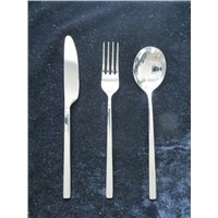 High quality stainless steel flatware with mirror polish