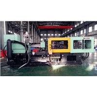 High speed PET injection molding machine
