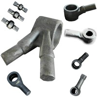 Hot Die Steel Forging Parts