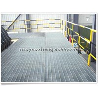 Hot Dipped Galvanized Platform Steel Grating Factory