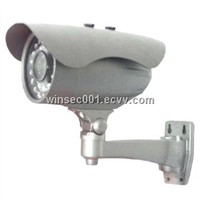 IR waterproof camera CMOS 1089 PC 600TVL Outdoor CCTV Security Camera, 12mm Fixed Lens