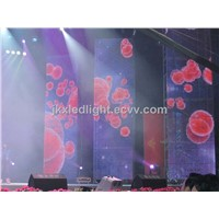 Indoor and Outdoor P10.42 LED Curtain, P10 LED Curtain
