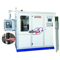 Induction hardening machine, Induction heating machine, Induction heat treating equipment
