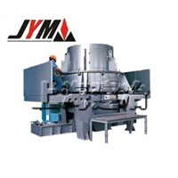 JYS high efficiency sand making machine