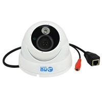 Jooan 720P Megapixel IP Dome Surveillance Camera