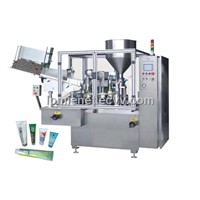 Facial cream Tube Filling and Sealing Machine