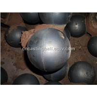Low  chromium alloy casting ball