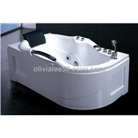 Massage indoor low price bathtub