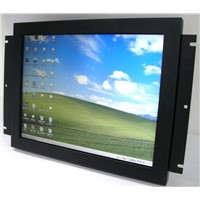 Industrial LCD Monitor Metal Encased