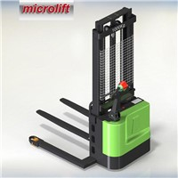 Microlift Electric Stacker(ES10M-S 1000kg Load Capacity,straddle type)