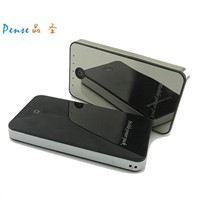 Mirro surface mobile power bank for iPhone iPad