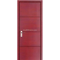 Modern design solid wood composite door  LBD-633