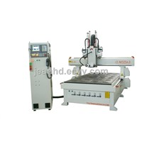 Multi Workstages CNC Router Machine