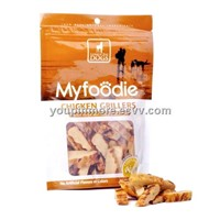 Myfoodie Gourmet All Natural Chicken Grill Dog Treats Chews 5oz