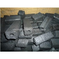 Natural Bamboo sawdust briquettes barbecue charcoal