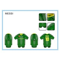 New arrival athletes Jersey mini world cup speaker