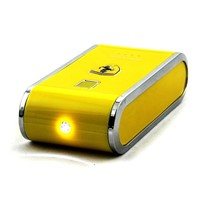 New Innovative Products for 2014 Power Bank Portable Charger 6600mah with LED Torch PS188
