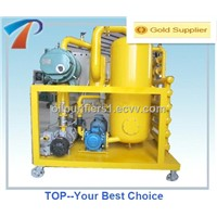 No secondary pollution transformer oil purification filtration machine,saving energy,compact design